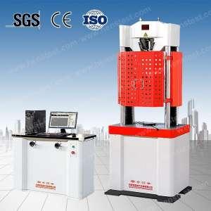 WEW-C微机屏显式液压万能试验机(蜗轮蜗杆)